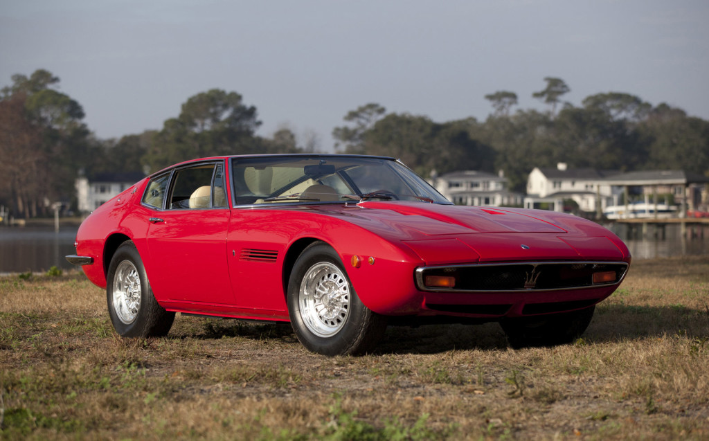 Maserati Ghibli - Sinonim za nešto prekrasno.