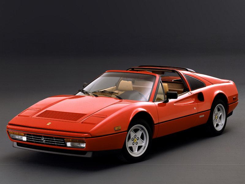 Ferrari 328 GTS (GTB) - Kad devedesete u osamdesetima zakucaju na vrata.